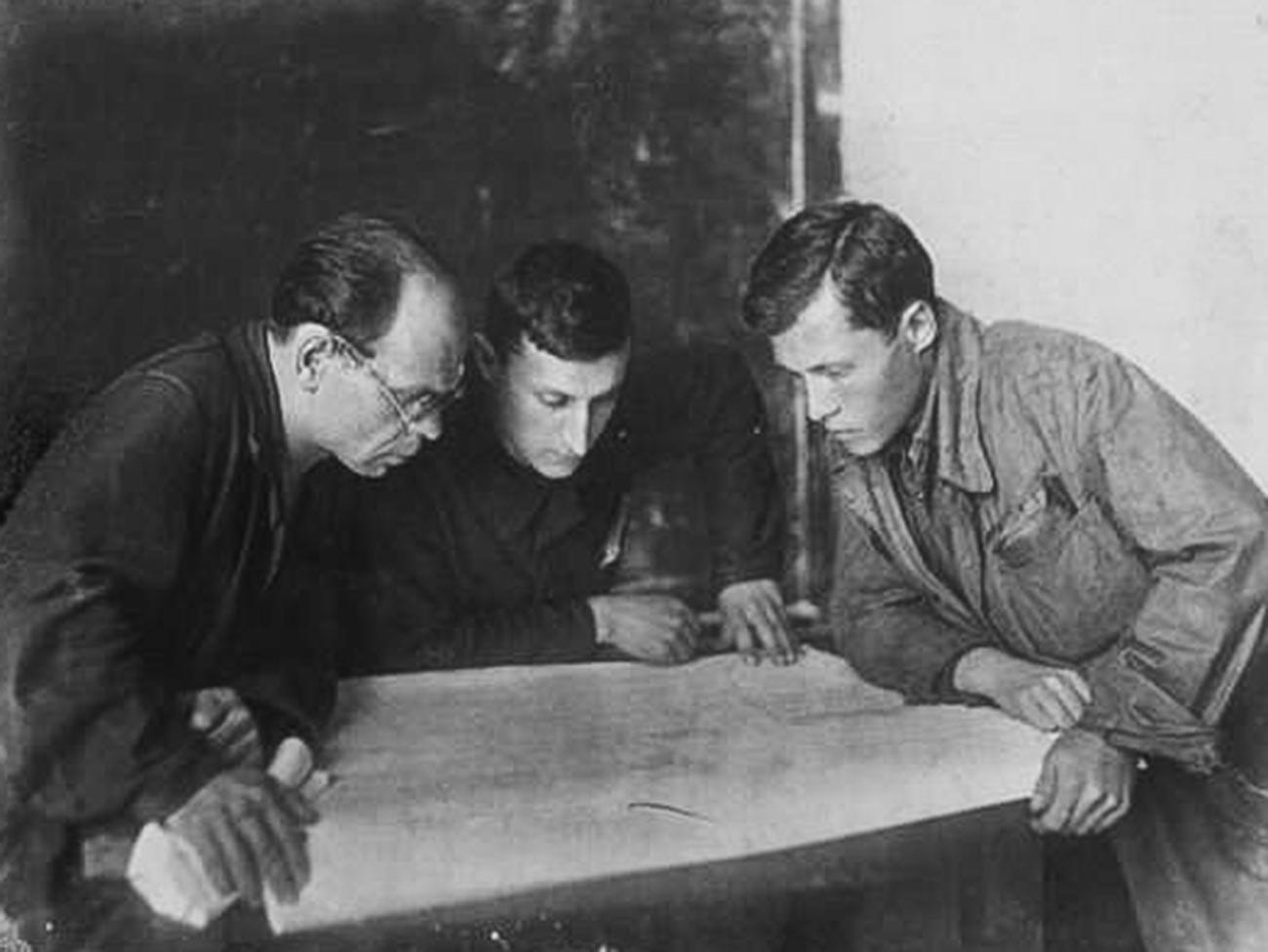 La commune de travail numéro 2 du NKVD