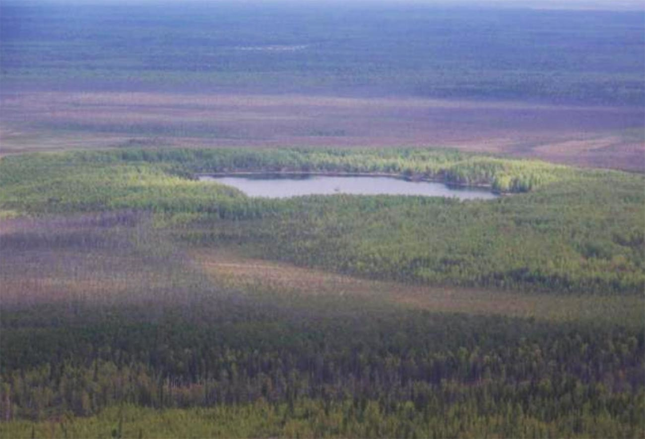 Lago Iádernoie