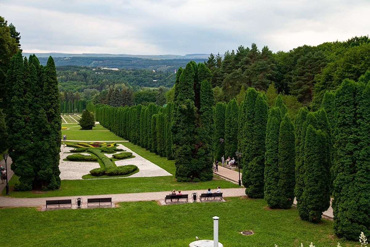 Dolina vrtnic.