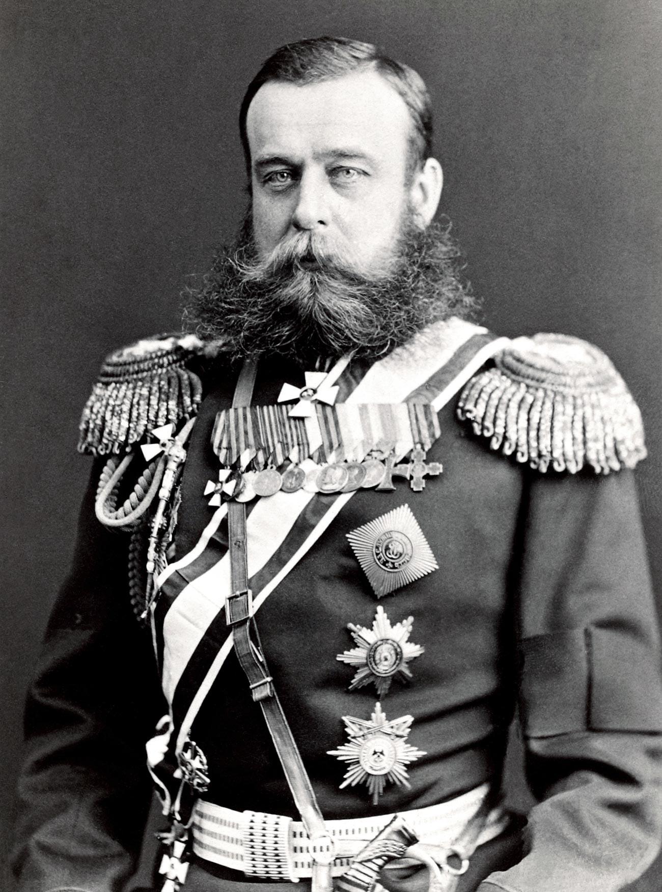 Михаил Дмитриевич Скобелев