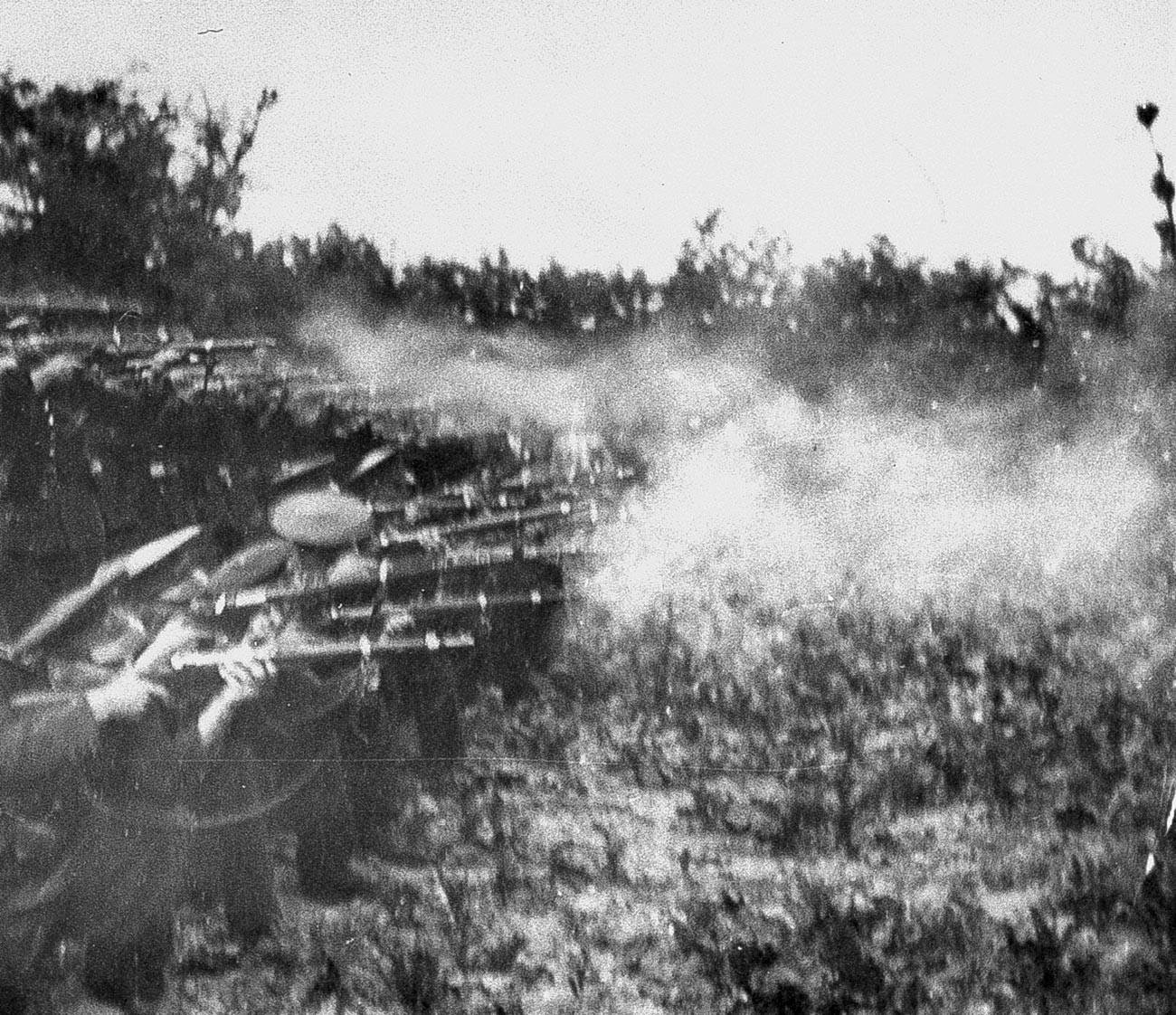 L'exécution d'Antonescu