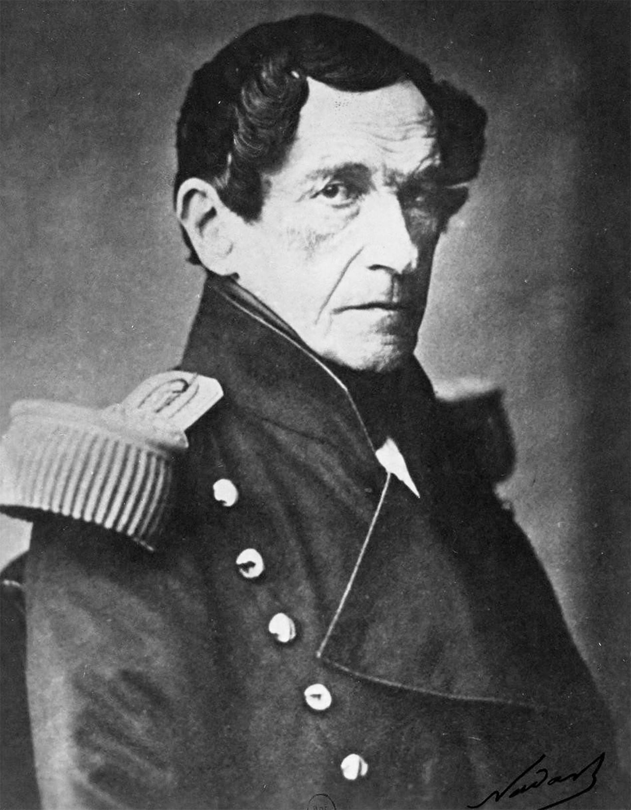 Leopold I in his later years (photo)