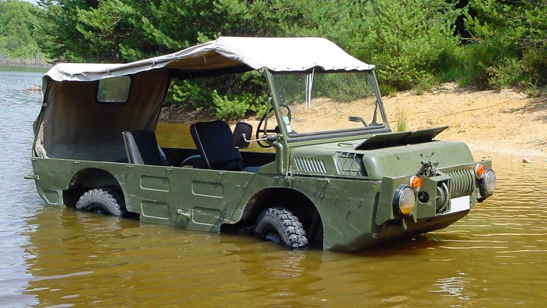 水陸両用車 TPK LuA3-967