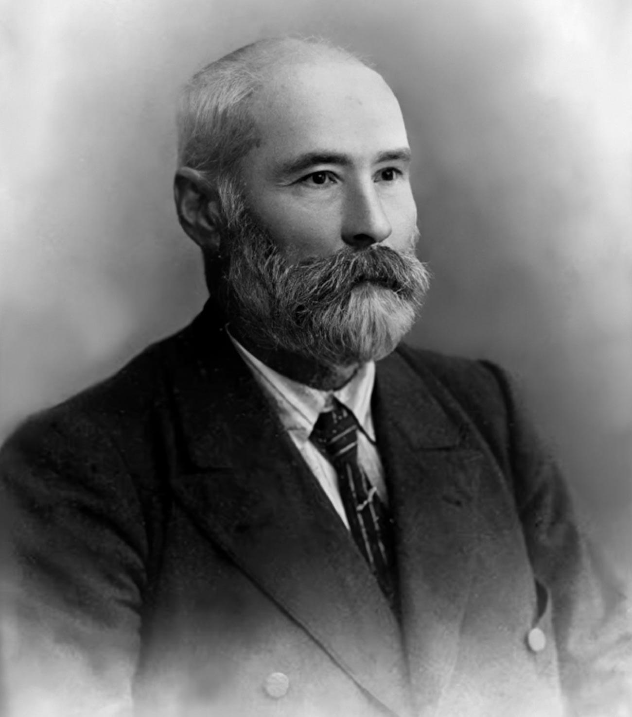 Михаил Иванович Янковский.