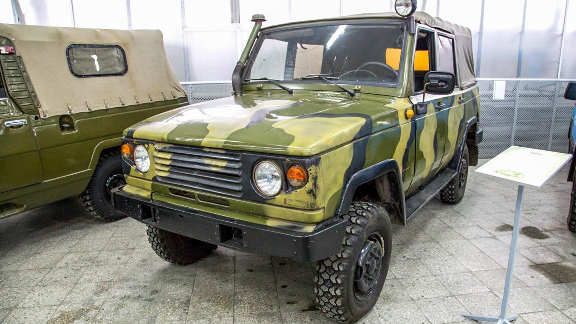 UAZ-3172 'Wagon'