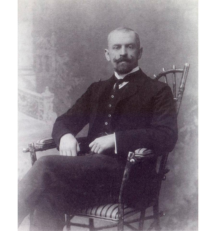 Фьодор Фьодорович Достоевски