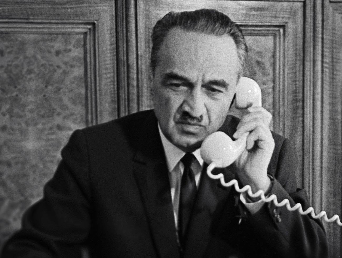 Anastas Mikojan (1895-1978), prvi namestnik predsednika Sveta ministrov Sovjetske zveze