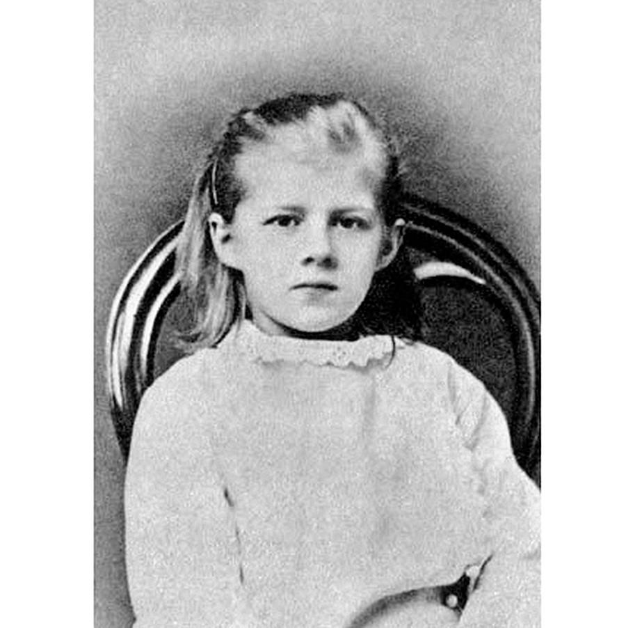 Liubóv Dostoiévskaia.