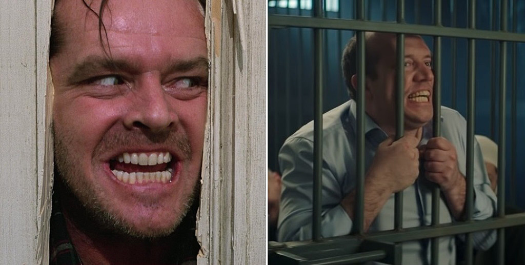 The Shining by Stanley Kubrick / The Producers Circle Company, 1980;