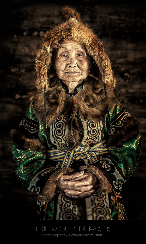 Babica iz ljudstva Ulči