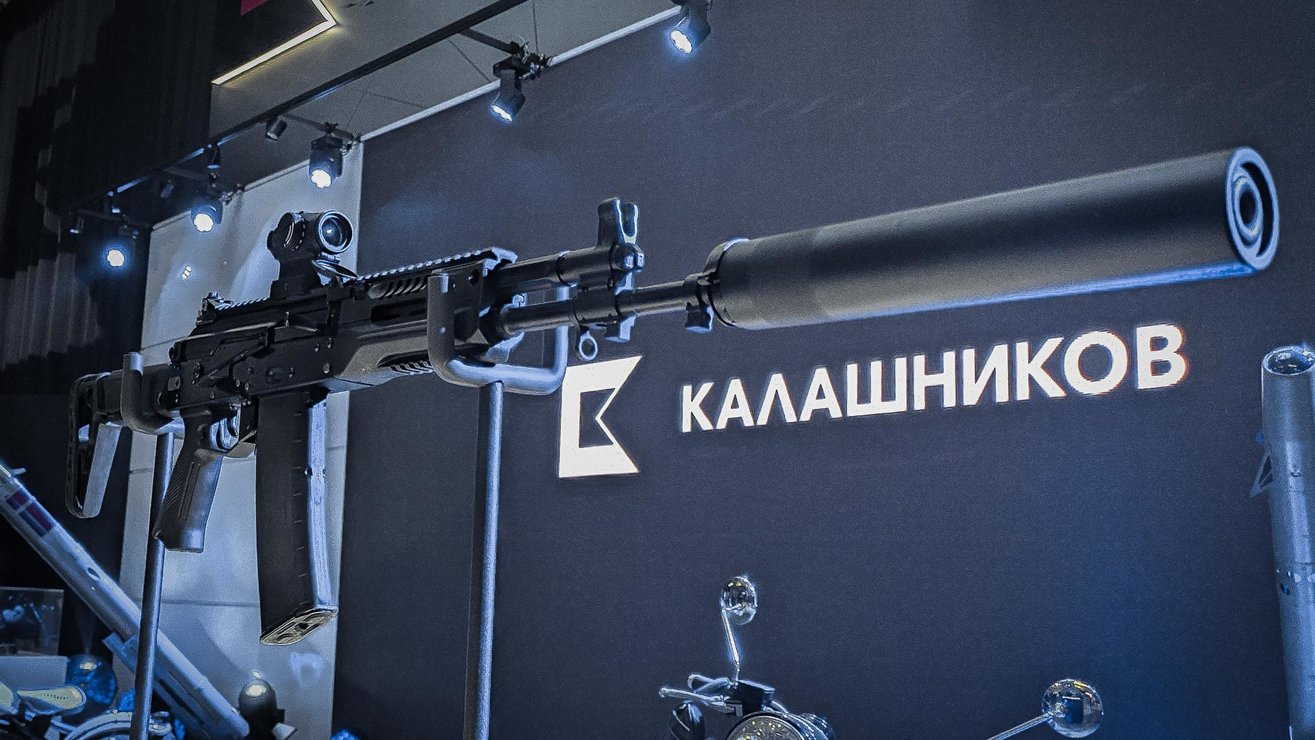 Russia unveils the AK-19 for NATO-armed countries - Russia Beyond