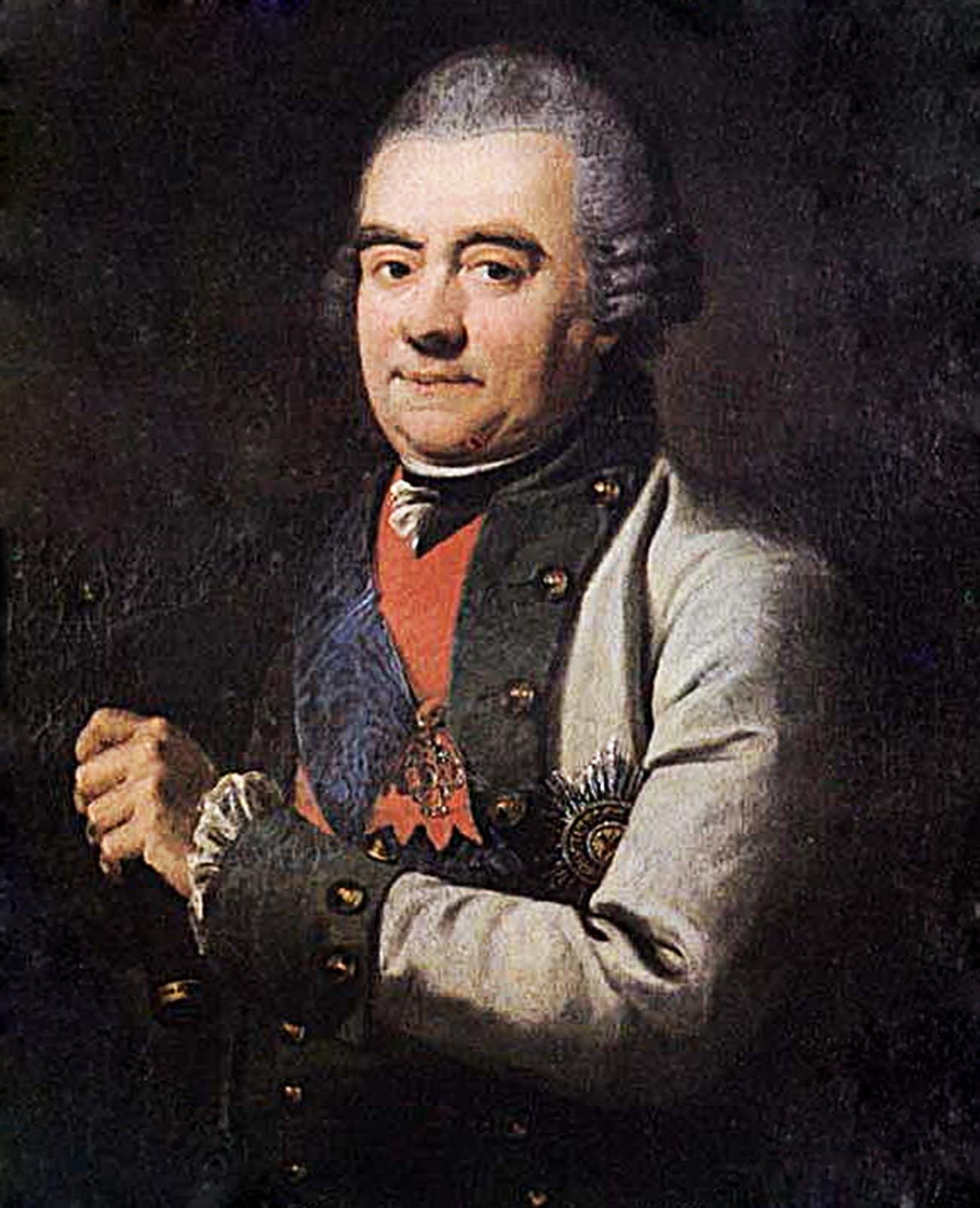 Grigori Spiridov
