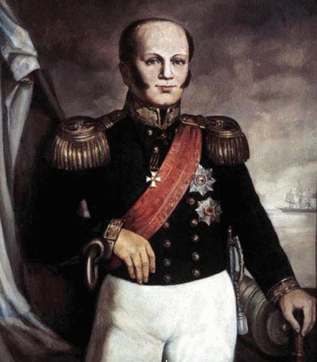 Dmitri Seniavin