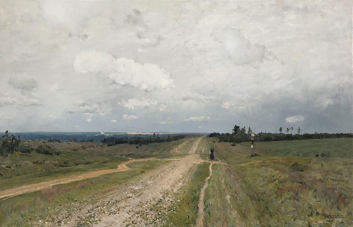 Vladimirka, 1892