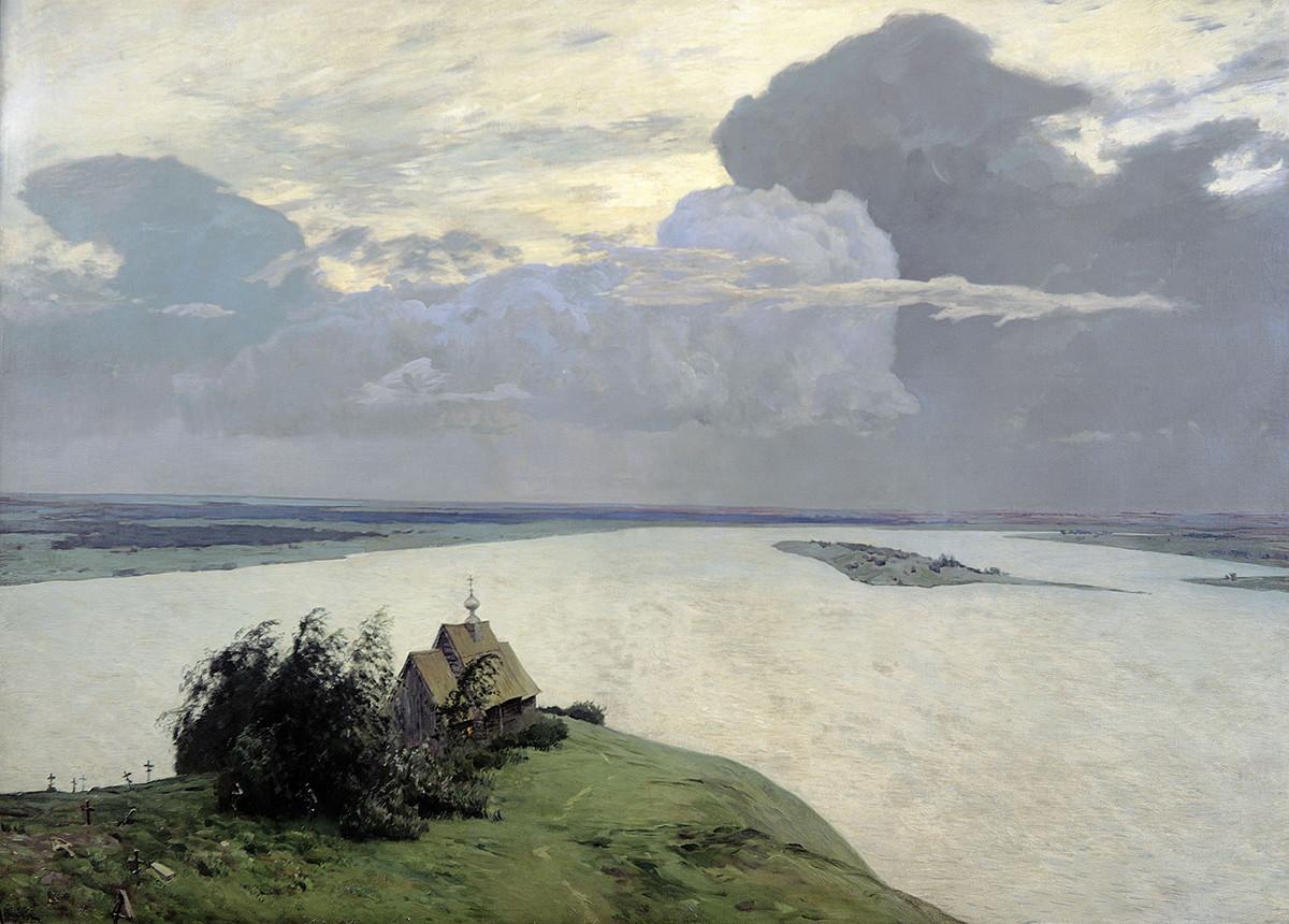 Au-dessus de la paix éternelle, 1894
