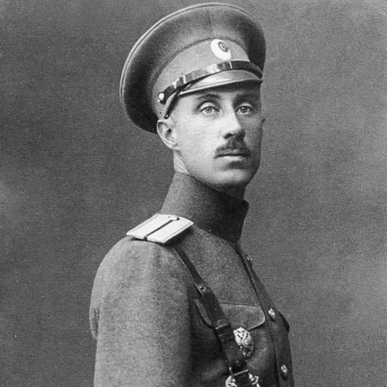 Piotr Wrangel (1878 – 1928)