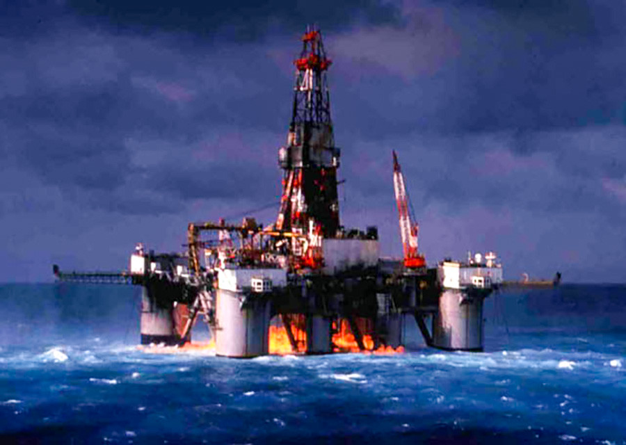 オデッセイ海上事故