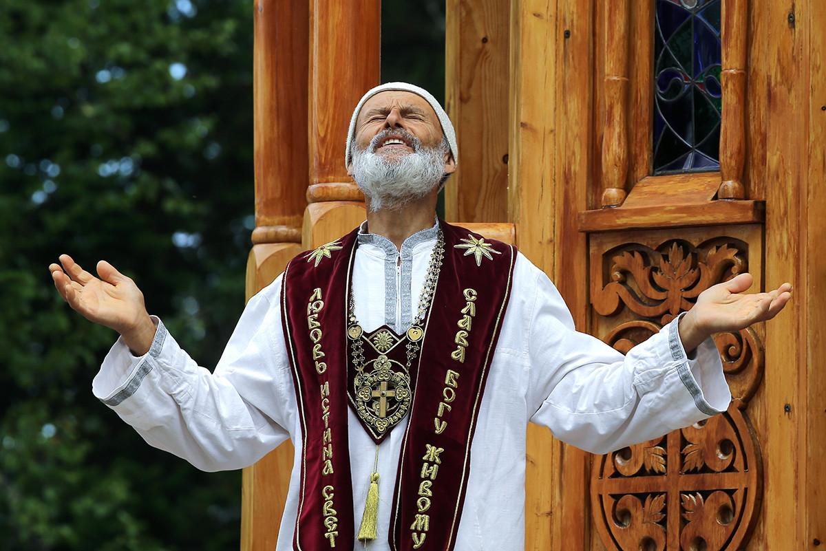 « L'Église du dernier testament » dans la région de Krasnoïarsk