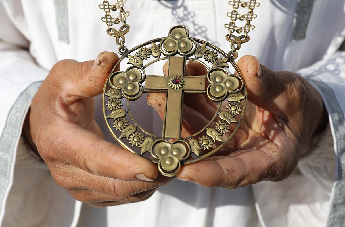 """Все адепты """"Церкви последнего завета"""" живут в ожидании конца света."""