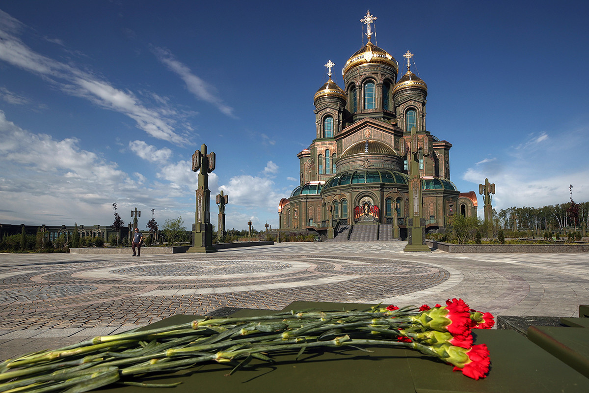 The Main Cathedral of the Russian Armed Forces