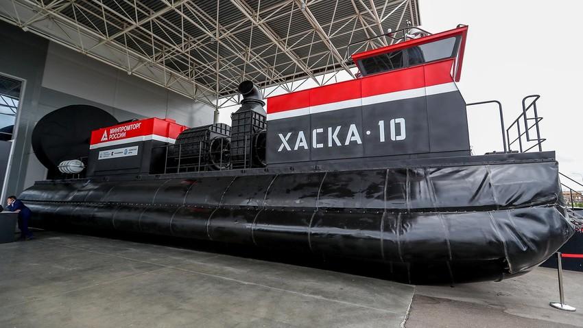 """""""Хаска-10"""" на """"Армия-2020"""""""