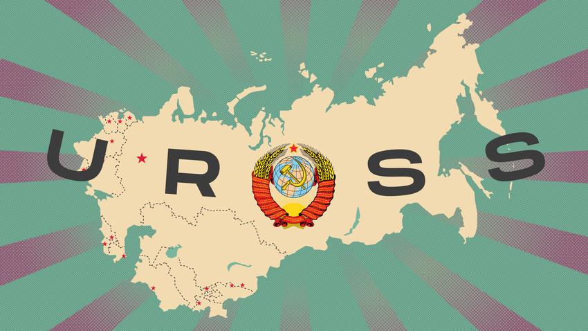 Cartina Urss.Come Nacque L Unione Sovietica Russia Beyond Italia
