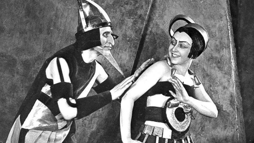 Яков Протазанов/Межрабпом-Русь,1924