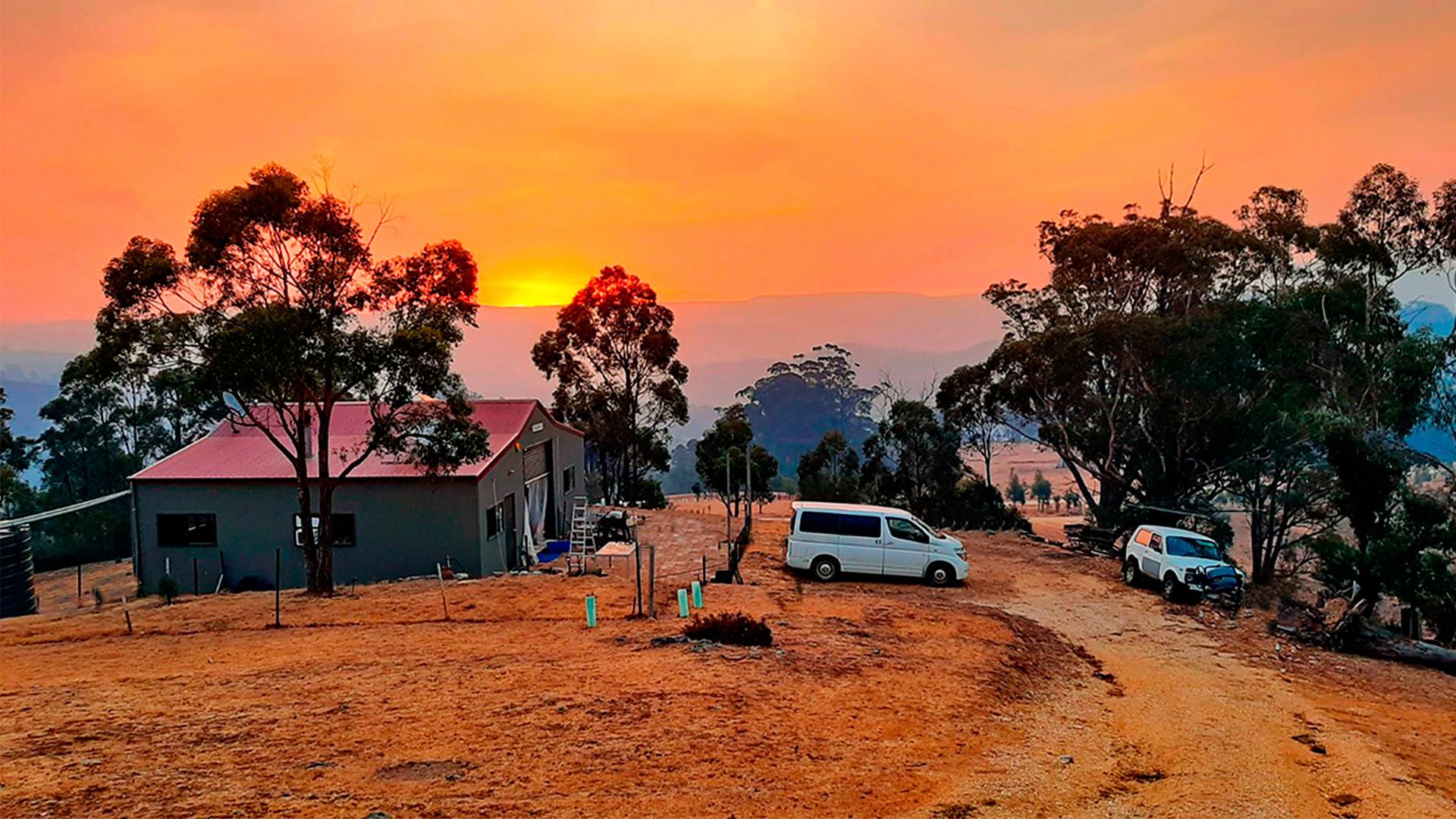 This is Balashiha near Sydney.