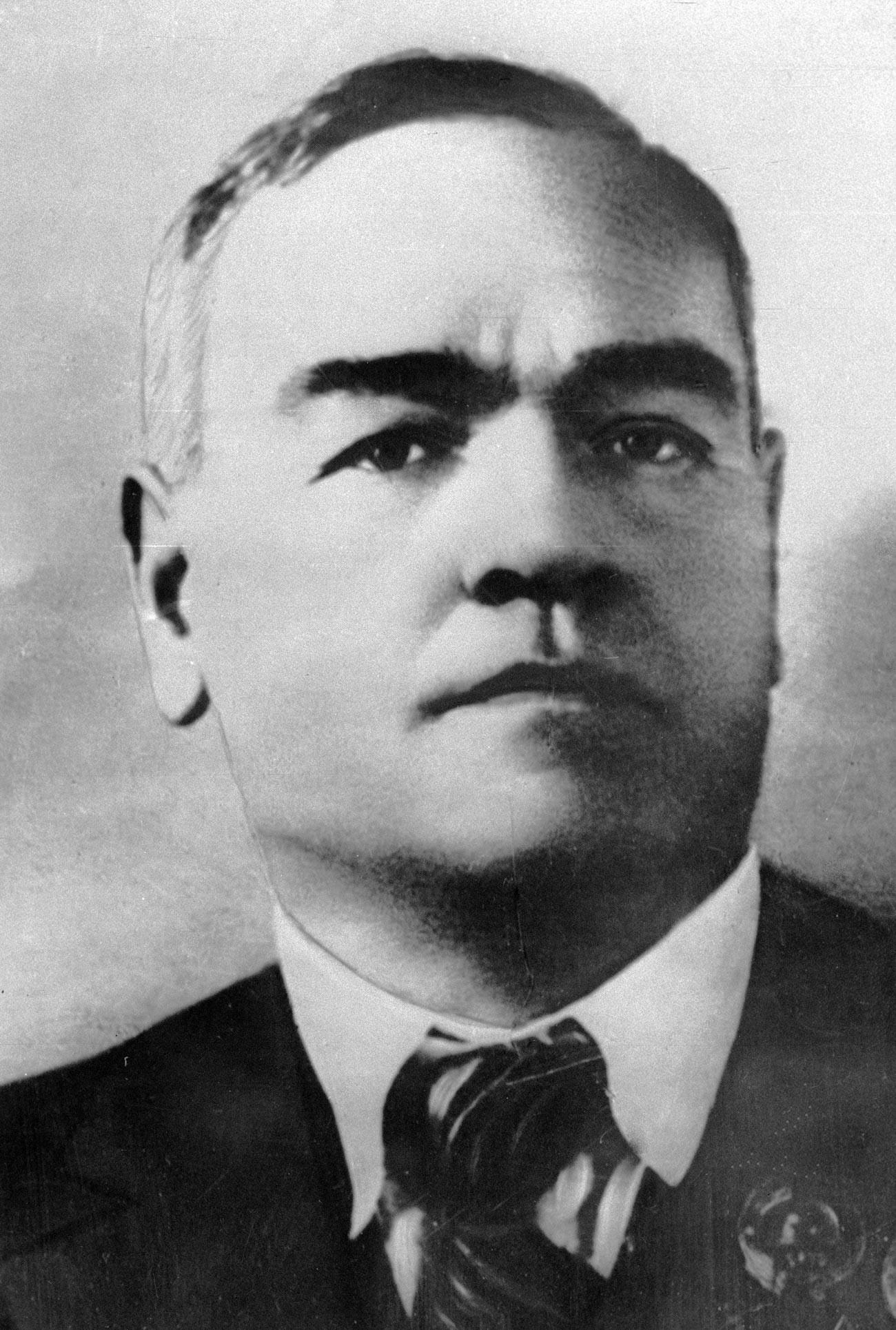 Владимир Михајлович Пољаков (1891-1942), советски конструктор на авиони.