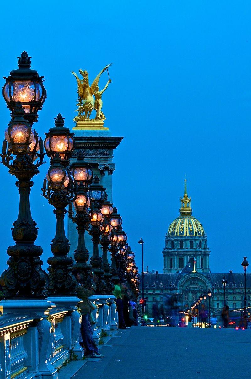 Pont Alexandre III de Paris