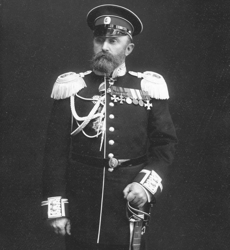 フセヴォロド・ルードネフ大佐