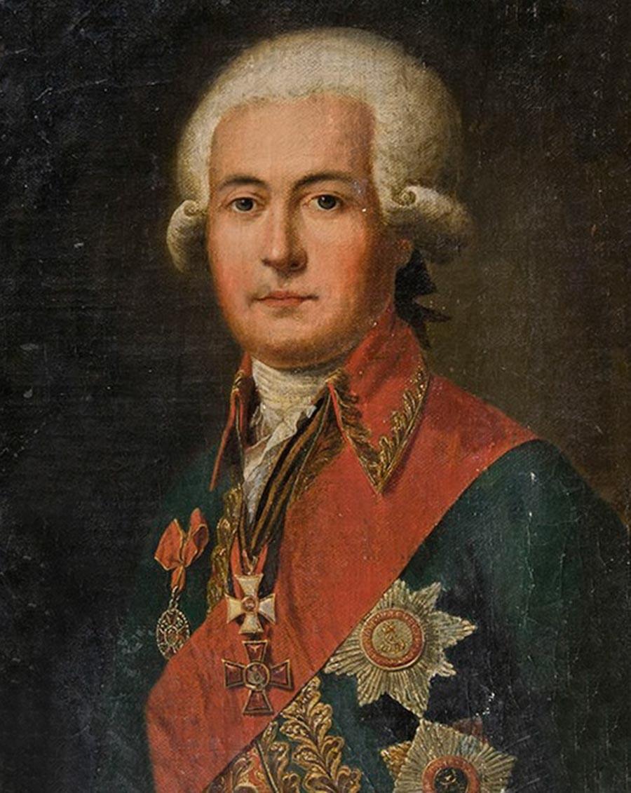 Иван Александрович Заборовски