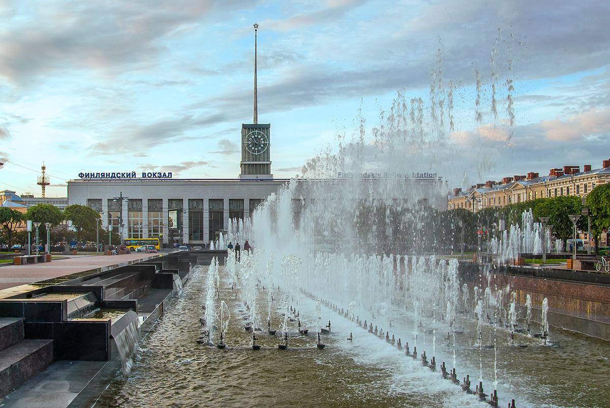 As fontes mais bonitas de São Petersburgo (FOTOS) - Russia Beyond BR