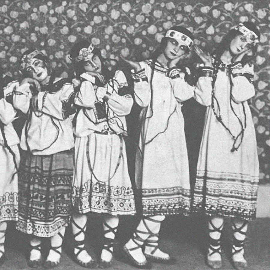 Plesalci baleta