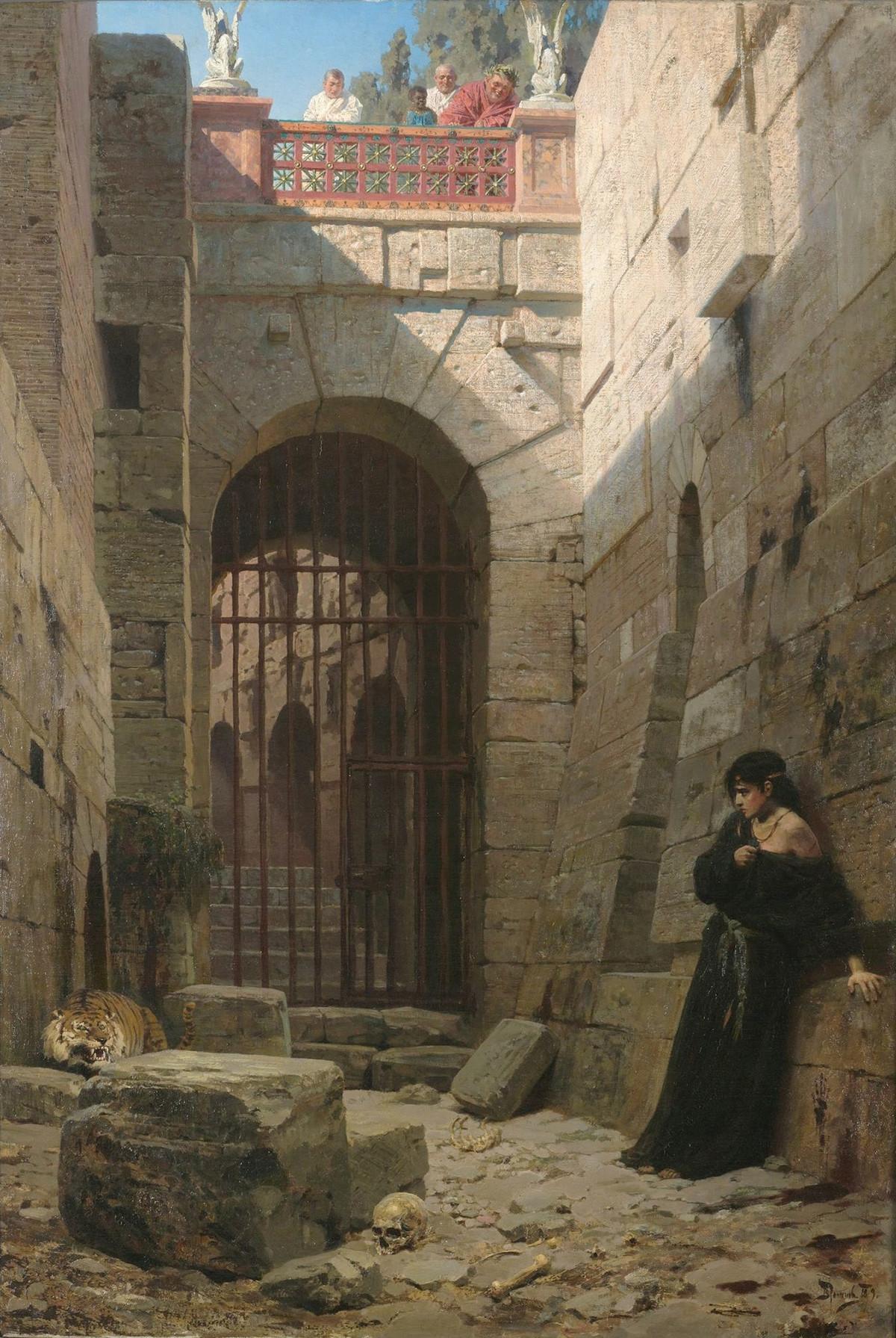 Les Distractions de César, 1879