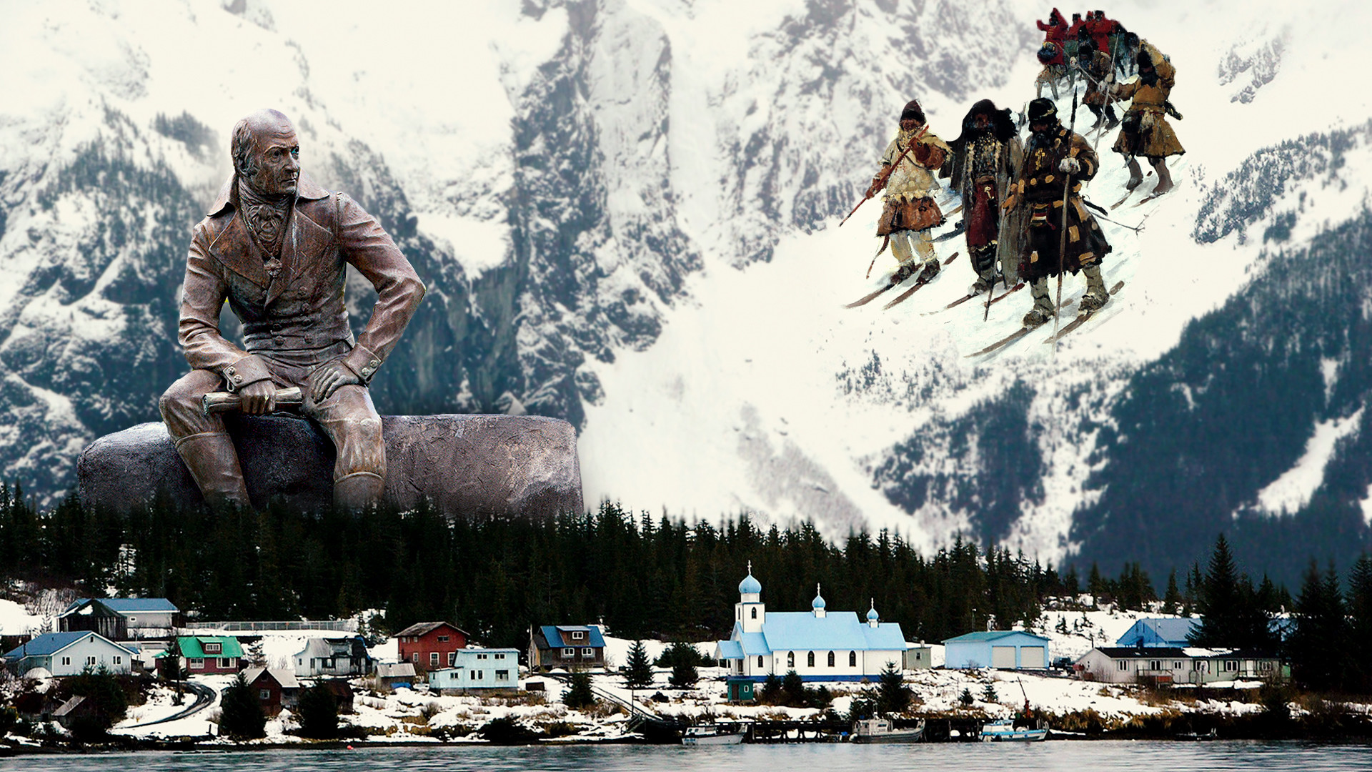 Ninilchik language: How a rare Russian dialect remains in Alaska