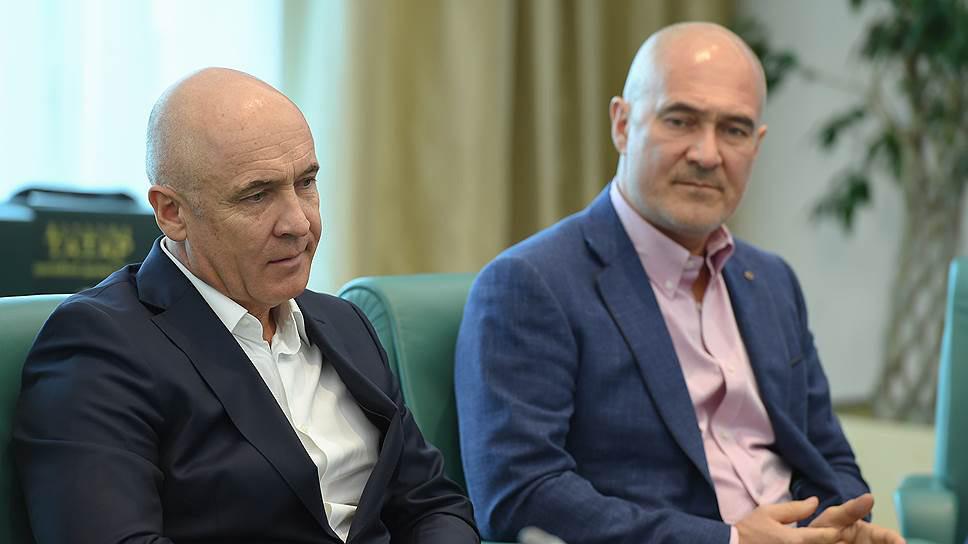 Ayrat and Radik Shaimiev