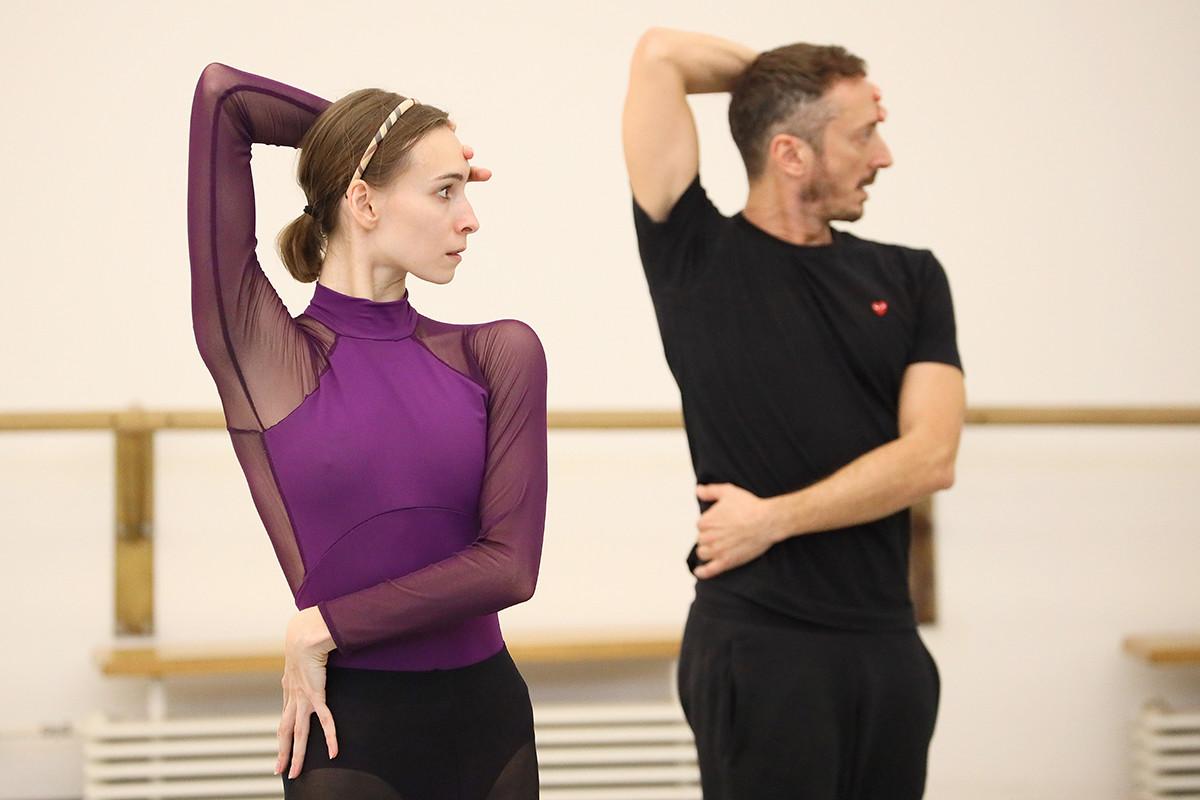 Simon Valastro et Olga Smirnova