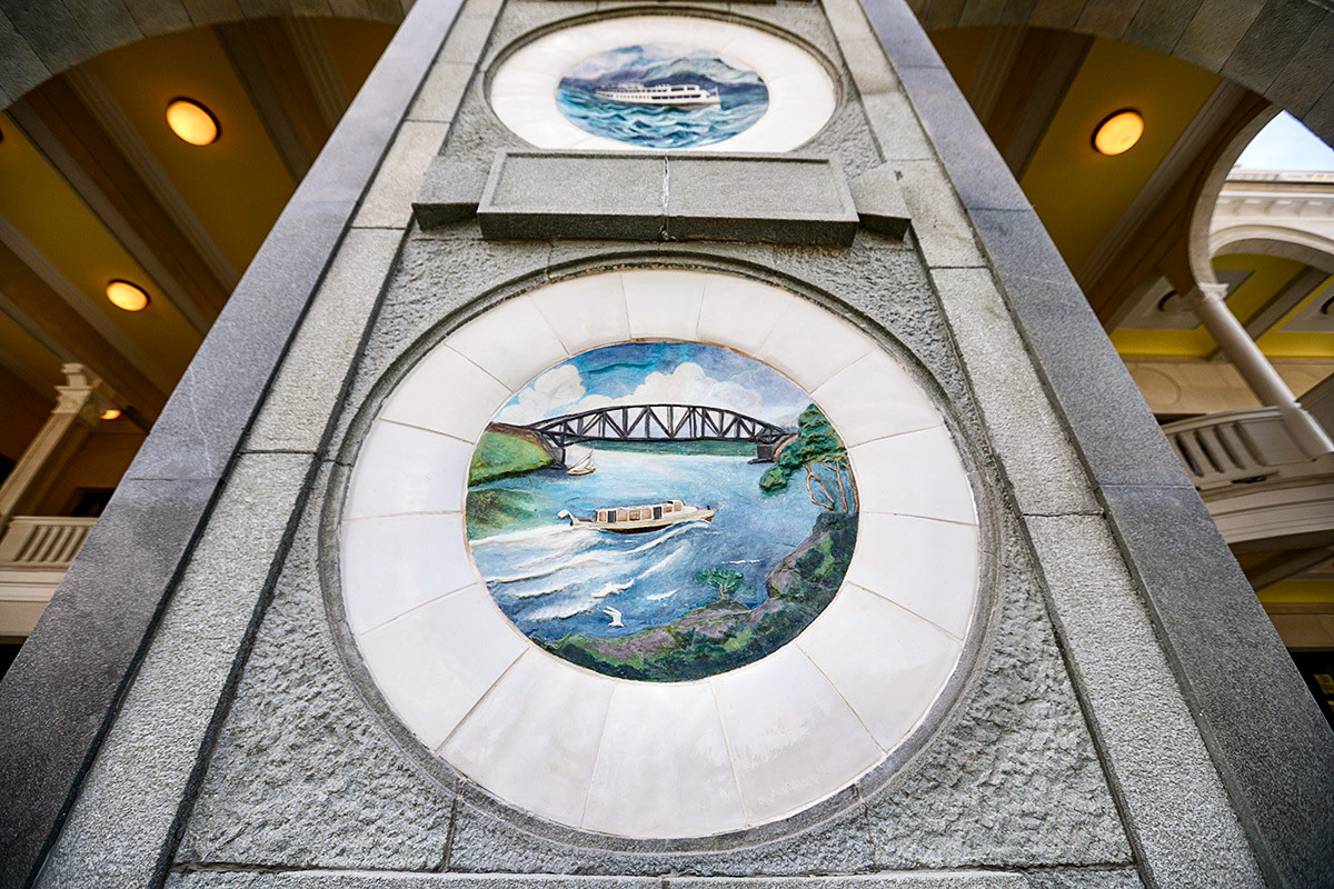 Територија Северног речног пристаништа отворена за посетиоце, 6.09.2020.