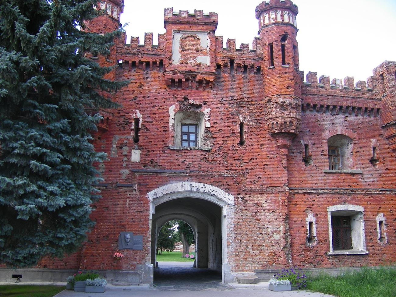 Брестовска тврђава