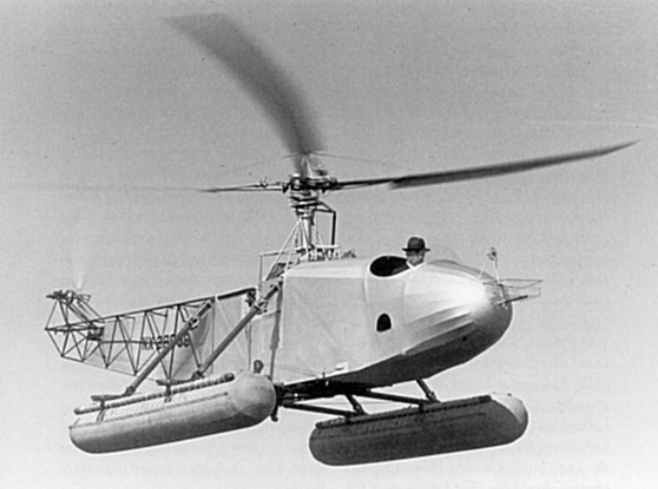 Sikorsky VS-300A