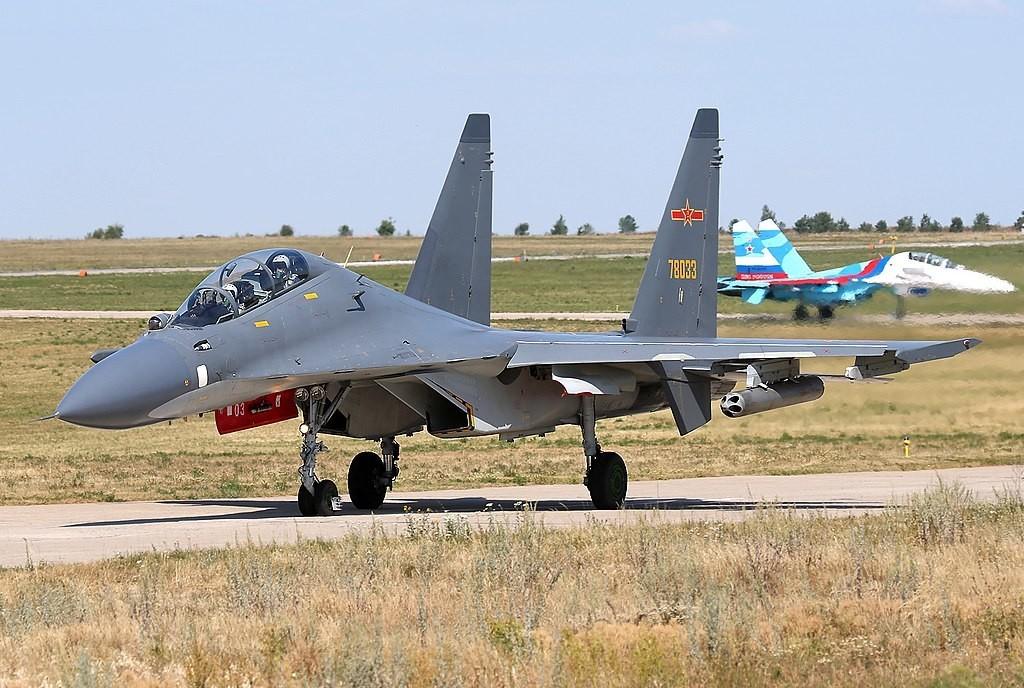 Su-30MKK