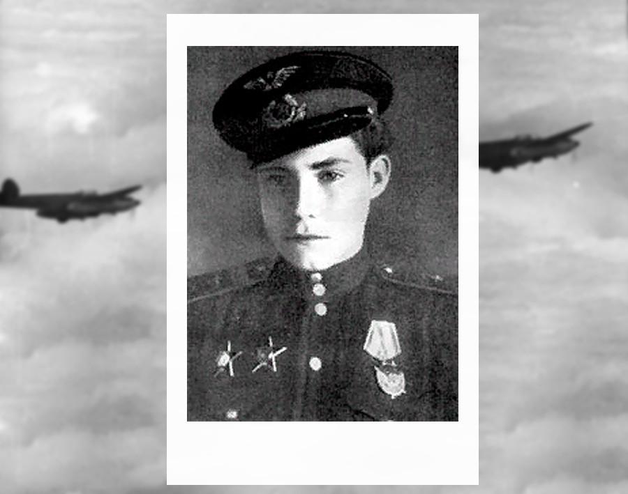 Аркадий Каманин.