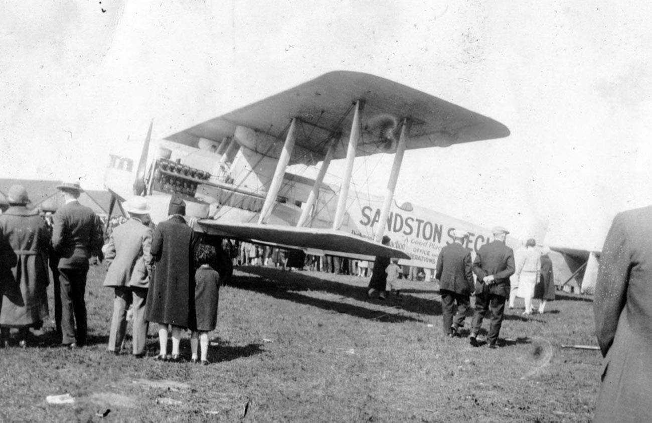 Sikorski S-29-A