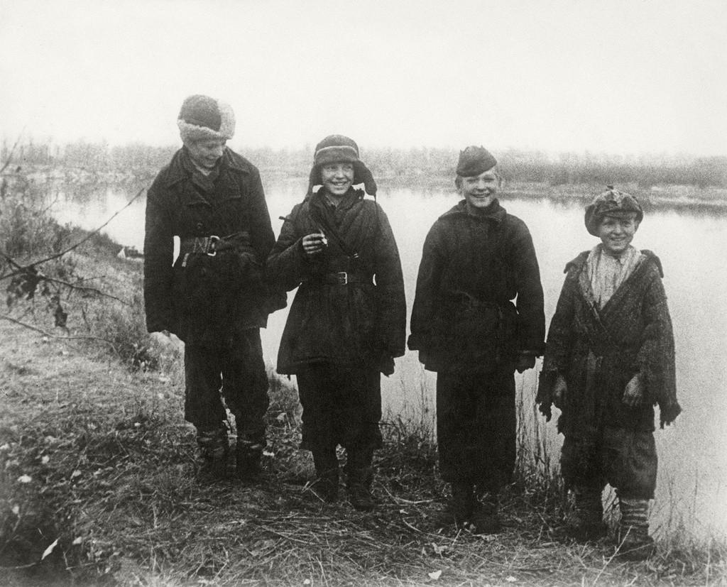 Деца войници