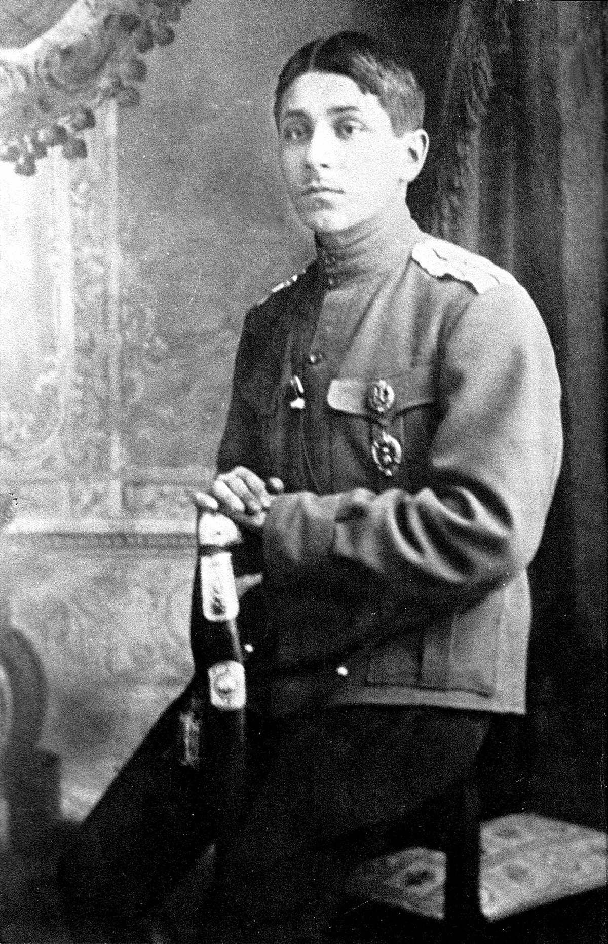 Mihail Zoščenko, 1916