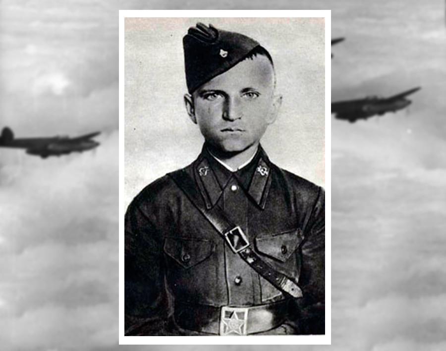 Pyotr Klypa.