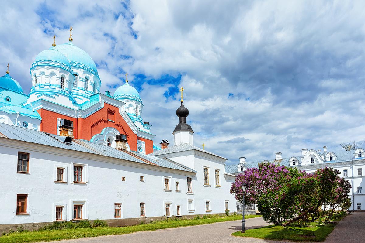 Valaamski Samostan.