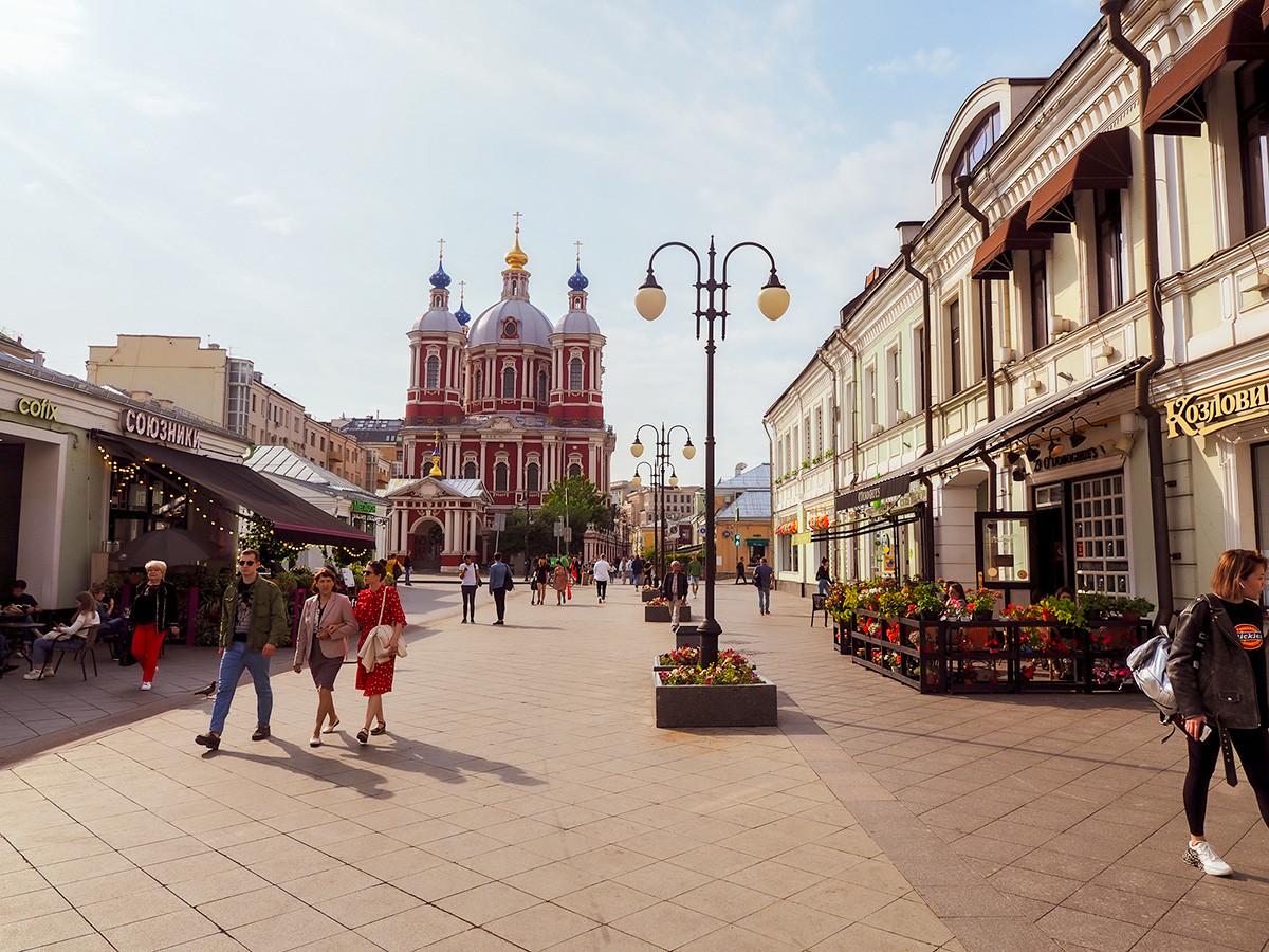 Климентовский переулок