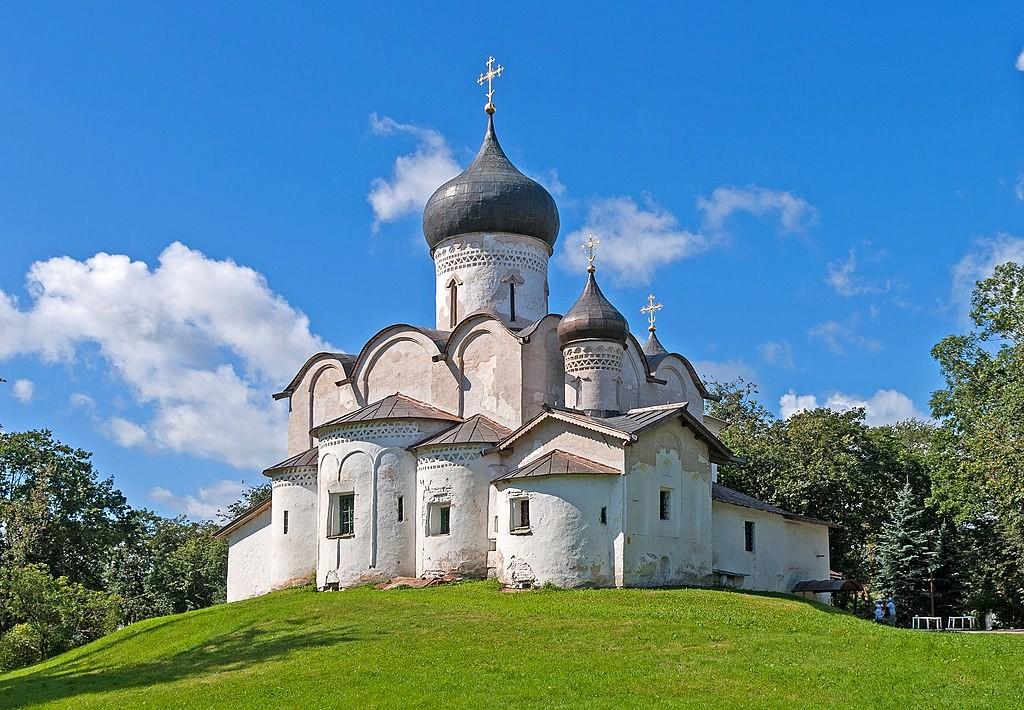 ヴァシーリヤ・ナ・ゴールケ教会